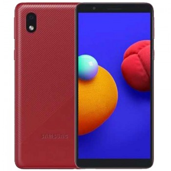 Smartphone SAMSUNG A01 Core - Rouge