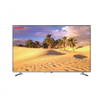 Téléviseur Telefunken Q20A 50'' UHD LED 4K - Smart TV - Android - Wi-Fi - TV50Q20A - Jacaranda Tunisie