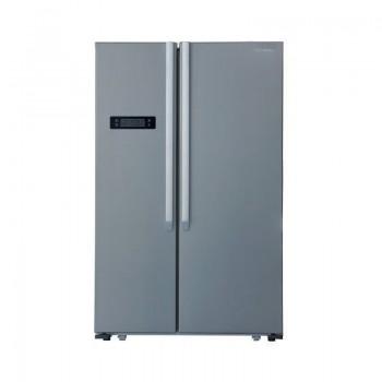 Réfrigérateur Telefunken Side by side - 562 Litres NoFrost - Inox - TLF2-66N - Jacaranda Tunisie