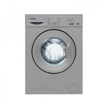 Machine à laver Frontale Automatique Telefunken 5 kg - Silver - MACH5-0842CF1-S - Jacaranda Tunisie