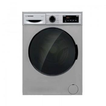 Machine à laver Frontale Automatique Telefunken 8 kg - Silver - MACH8-1255CF4T-S - Jacaranda Tunisie