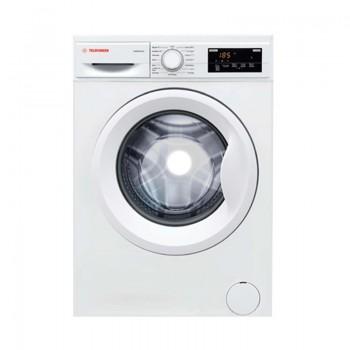 Machine à laver Frontale Automatique Telefunken 8 kg - Blanc - MACH8-1255CF4T-W - Jacaranda Tunisie