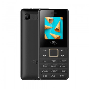 Téléphone Portable Itel it2160 - Double Sim - Noir - ITEL-IT2160-BLACK - Jacaranda Tunisie