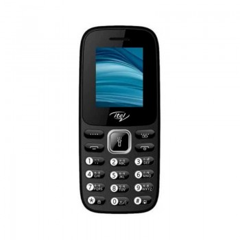Téléphone Portable Itel it2173 - Double Sim - Noir - ITEL-IT2173-BLACK - Jacaranda Tunisie