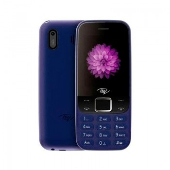 Téléphone Portable Itel it5081 - Triple SIM - Bleu - ITEL-IT5081-BLUE - Jacaranda Tunisie