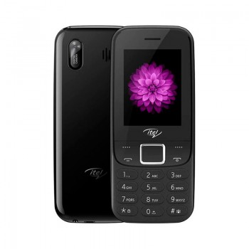 Téléphone Portable Itel it5081 - Triple SIM - Noir - ITEL-IT5081-BLACK - Jacaranda Tunisie