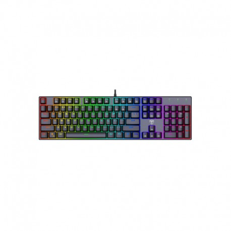 Clavier Mécanique Gamer T-Dagger Frigate T-TGK306 RGB - Brown Switch