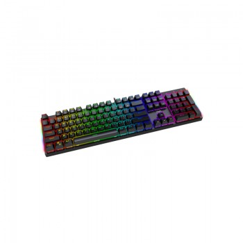 Clavier Mécanique Gamer T-Dagger Frigate T-TGK306 RGB - Brown Switch - Jacaranda Tunisie