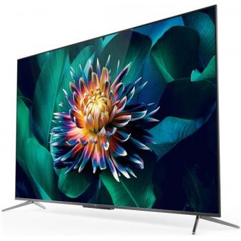 """Téléviseur TCL UHD 4K 50"""" QLED Smart TV Android"""