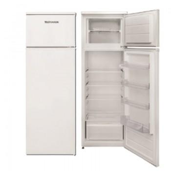 Réfrigérateur TELEFUNKEN FRIG-283W 237 Litres Less Frost - Blanc