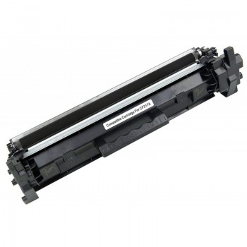 Toner Adaptable Compatible HP 17A / Noir