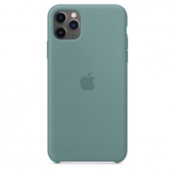 Coque en silicone pour iPhone 11 Pro Max
