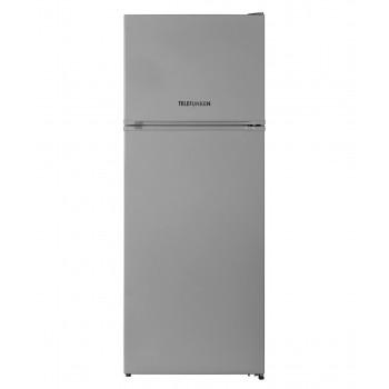 Réfrigérateur 2 portes Telefunken 432L NO FROST - Silver