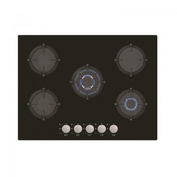 Plaque de Cuisson Simfer 70 cm - Noir
