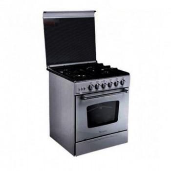 Cuisinière à gaz CONDOR F4510G 60 cm - Gris