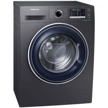 Machine à laver Frontale Samsung Eco Bubble 8 kg - Gris