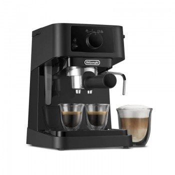 MACHINE À CAFÉ MOULU DELONGHI STILOSA EC230 / 1100W / NOIR