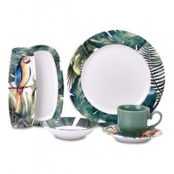 Ensemble de petit-déjeuner 26 pièces Korkmaz Natura Collection