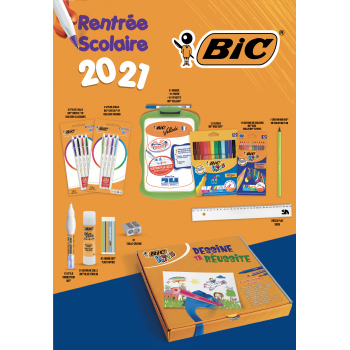 PACK RENTREE SCOLAIRE BIC