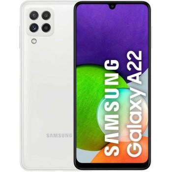 Smartphone SAMSUNG Galaxy A22 -128 GO Blanc