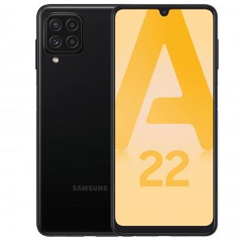 Smartphone SAMSUNG Galaxy A22 -128 GO Noir