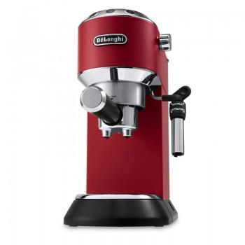 Machine à Café Delonghi Dedica Style 1300W Rouge