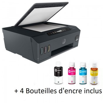 IMPRIMANTE HP INK TANK 515 MULTIFONCTION 3EN1 COULEUR