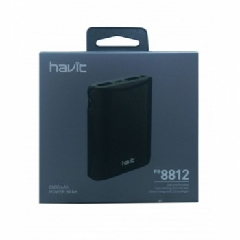 Power Bank Havit 6000 mAh
